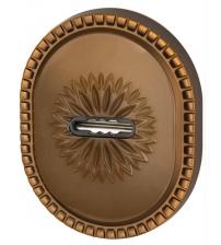 Накладка на сувальдный замок ARMADILLO CLASSIC PS/DEC-Protector 1 ATC BB-17 (коричневая бронза,1 шт)