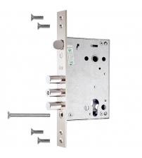 Корпус замка врезного CRIT-М ЗВ-А3 (без цилиндрового механизма)