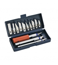 Набор ножей для резьбы по дереву (13 предметов)