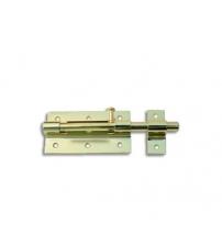 Шпингалет накладной Apecs DB-02-80-G (золото)