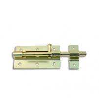 Шпингалет накладной Apecs DB-02-100-G (золото)