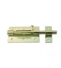 Шпингалет накладной Apecs DB-02-120-G (золото)