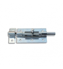 Шпингалет накладной Apecs DB-02-120-CR (хром)