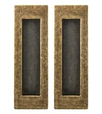 Ручки для раздвижных дверей ARMADILLO SH010/URB OB-13 (античная бронза)