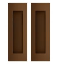 Ручки для раздвижных дверей ARMADILLO SH010/URB BB-17 (коричневая бронза)