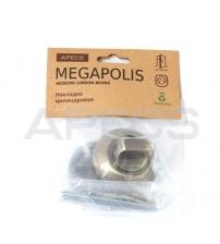 Фиксатор APECS Megapolis WC-0803-AB (бронза)