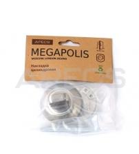Фиксатор APECS Megapolis WC-0803-NIS (матовый никель)