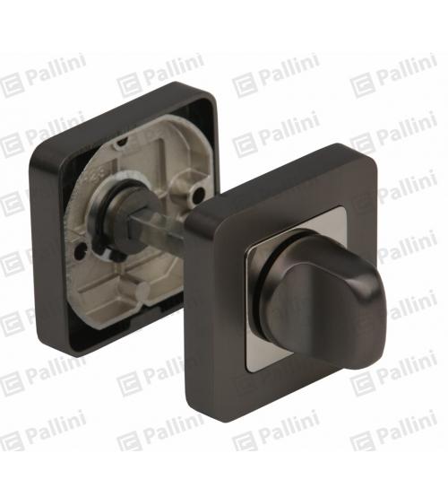 Фиксатор PALLINI Origin РАL-WC-RS SBN/NP (матовый чёрный никель)