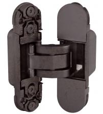 Петля скрытой установки AGB Е30.200.03.22 ECLIPSE 2.0 (4 накладки в комплекте, бронза)
