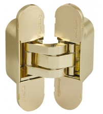 Петля скрытой установки с 3D-регулировкой Armadillo UNIVERSAL 3D-ACH 60 SG (матовое золото)