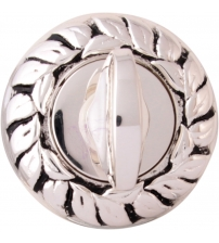 Фиксатор CLASS WC 60 mm Silver 925/BL (серебро 925/чёрный)