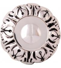 Фиксатор CLASS WC NEW 60 mm Silver 925/BL (серебро 925/чёрный)