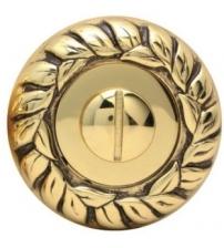Фиксатор CLASS WC 60 mm 24K/BВ (золото 24К/коричневый)