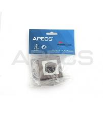 Фиксатор Apecs Windrose WC-1803-GRF (графит)