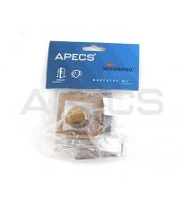 Фиксатор Apecs Windrose WC-1803-AN (антик)
