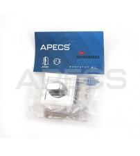 Фиксатор Apecs Windrose WC-1803-CR (хром)