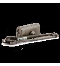 Доводчик морозостойкий НОРА-М №2s F (с фиксацией, до 50 кг., бронза)