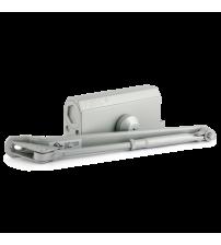 Доводчик морозостойкий НОРА-М №3S (большой рычаг, до 80 кг., серый)