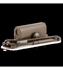 Доводчик морозостойкий НОРА-М №3s F (с фиксацией, большой рычаг, до 80 кг., бронза)