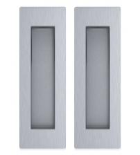 Ручки для раздвижных дверей ARMADILLO SH010/URB MWSC-33 (итальянский тиснённый матовый хром)