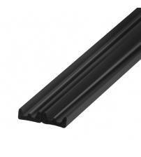 Уплотнитель TRELLEBORG K-LIST E-100 9 х 4 мм (чёрный)