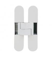 Петля скрытой установки AGB E30200.02.91 ECLIPSE 3.0 (4 накладки в комплекте, белый)