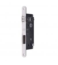 Защёлка под фиксатор AGB GRAND В005955006 (хром, лицевая планка 22 мм.)