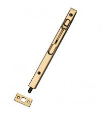 Шпингалет дверной торцевой AMIG 401-500/1763 (золото)