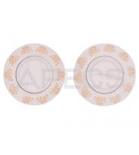 Фиксатор Apecs WC-2412-W/G (белый/золото)