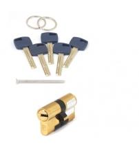 Цилиндровый механизм Apecs Premier XR-60(30/30)-G (золото)