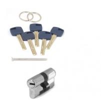 Цилиндровый механизм Apecs Premier XR-60(30/30)-NI (никель)