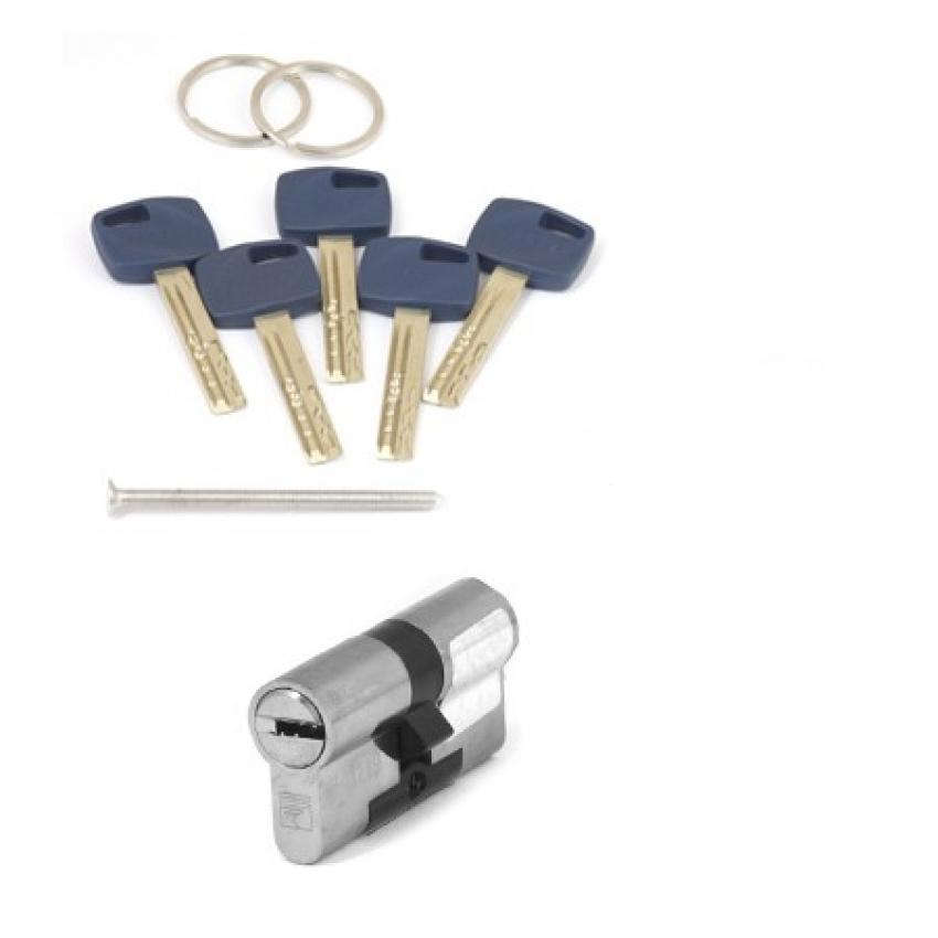 Цилиндровый механизм Apecs Premier XR-80(35/45)-NI (никель)