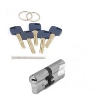 Цилиндровый механизм Apecs Premier XR-90(40/50)-NI (никель)