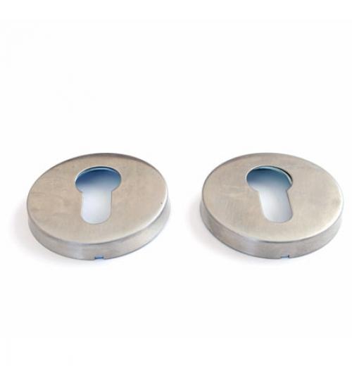 Накладка цилиндровая Apecs DP-C-02-INOX (нержавейка)