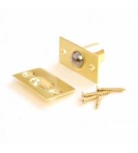 Шариковый фиксатор APECS R-0001-GM (матовое золото)