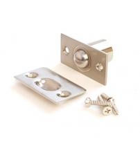 Шариковый фиксатор APECS R-0001-NIS (матовый никель)