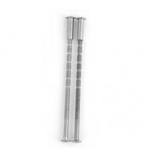 Стяжка винтовая APECS SCR-M6-120-20-NI (никель, 2 штуки)