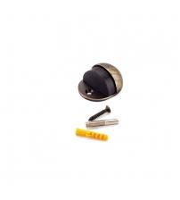 Отбойник напольный ARCHIE G003 MAB/ACF (античная бронза/античный кофе)