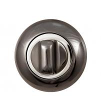 Фиксатор DENALI BK-R BN/NP (чёрный никель/полированный никель)