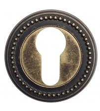 Накладки на цилиндр EXTREZA Classic YALE R03/F23 (античная бронза)