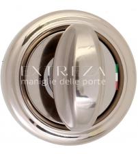 Фиксатор EXTREZA Classic WC R01/F21 (полированный никель)