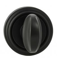 Фиксатор EXTREZA Classic WC R01/F22 (матовый чёрный)