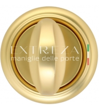 Фиксатор EXTREZA Classic WC R01/F59 (французское золото/коричневый)