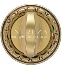 Фиксатор EXTREZA Classic WC R02/F59 (французское золото/коричневый)