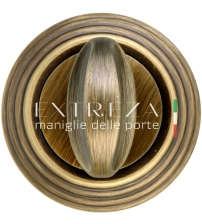 Фиксатор EXTREZA Classic WC R05/F03 (матовая бронза)