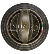 Фиксатор EXTREZA Classic WC R05/F23 (античная бронза)