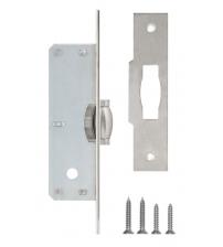 Защёлка роликовая врезная KALE KILIT 155/B (35 mm, никель)