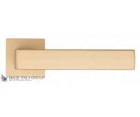 """Дверная ручка Fratelli Cattini """"BOOM-S"""" 8FS-KD (золото крайола)"""