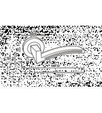 "Ручки ORO&ORO ""900-15"" (хром блестящий с кристаллами)"