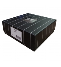 """Ручки дверные PALLINI PRIME """"БОСТОН"""" PAL-Z04-S PC/MatBlack (полированный хром/матовый чёрный)"""